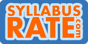 Syllabus Rate